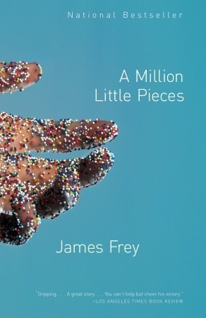 A Million Little Pieces - A Book About Addiction by James Frey