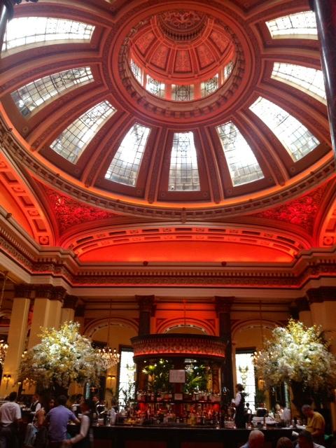 The Dome Edinburgh Scotland
