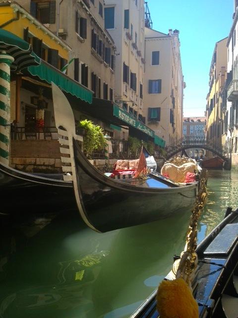 gondola ride venice italy, grand canal