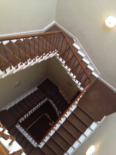 Staircase Edinburgh Scotland