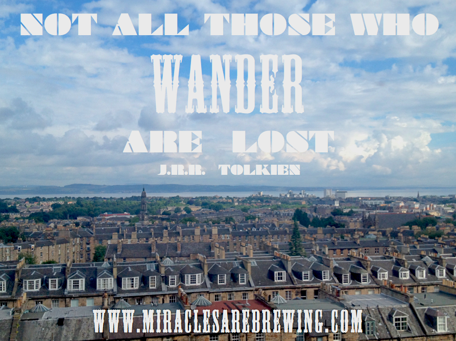 not all those who wander are lost, travel, wanderlust