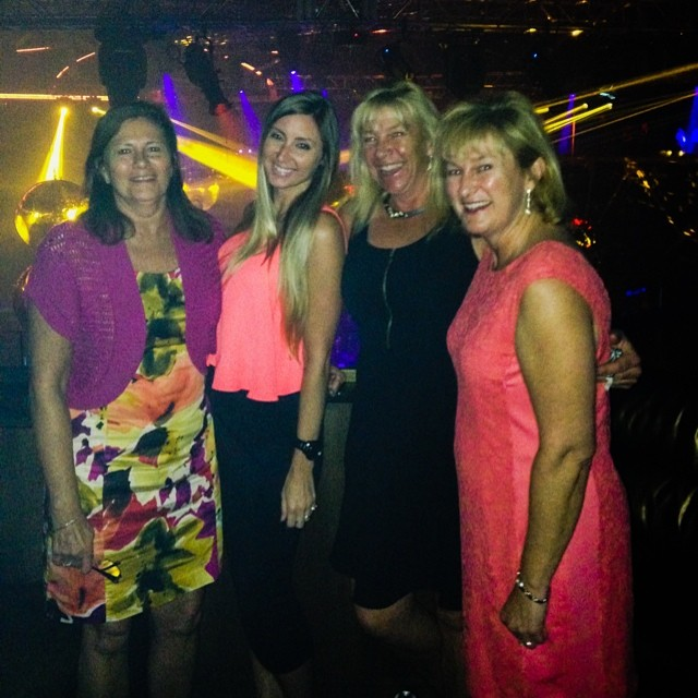 @Tiesto with my #family squad! ??#vegas #babes #amazing #goodtimes #fun #VIP #dancing