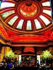 the dome tea room edinburgh scotland