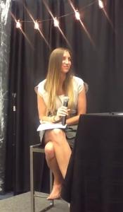 Carly Benson Speaker