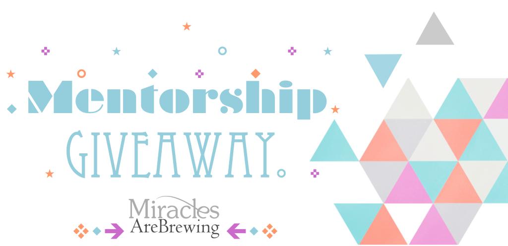 mab mentorship giveaway