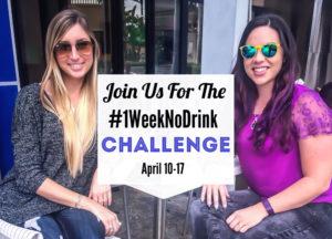 1 Week No Drink Challenge Miracles Are Brewing The Sober Senorita