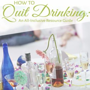 how to quit drinking ebook