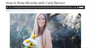 recovery girl with anna david carly benson